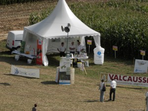 Le stand VAL CAUSSE
